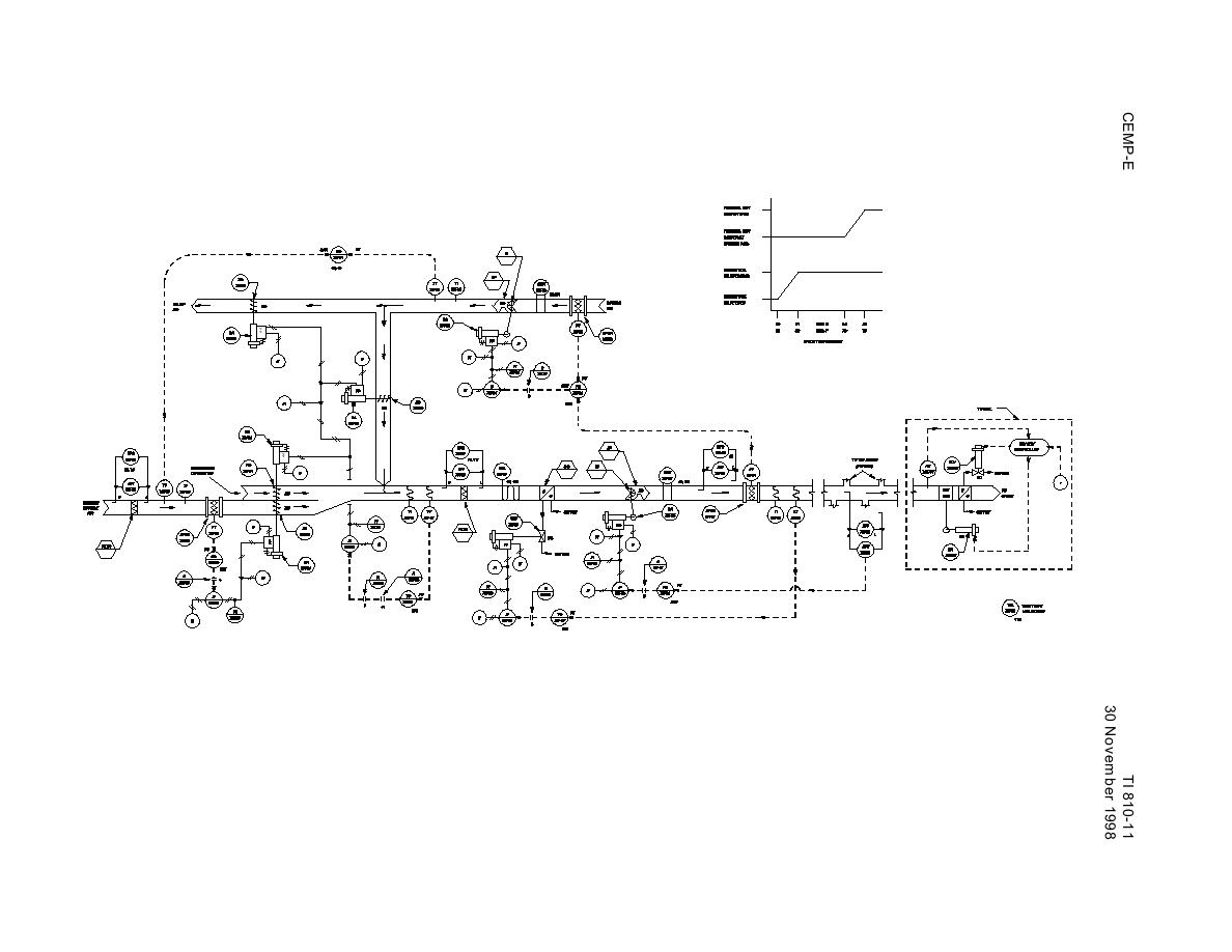 18a. Control System Schematic for VAV HVAC System With Return Fan #444444